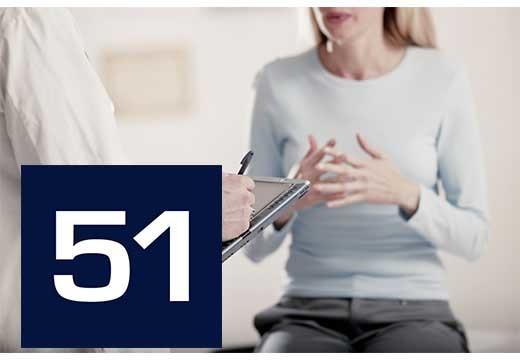 ВПЧ 51 типа у женщин: что это и как лечить, что делать и как жить