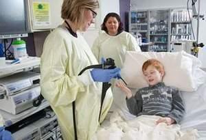 Колоноскопия детям: с какого возраста можно делать, подготовка