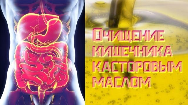 Как пить касторовое масло для очищения кишечника: схема и рецепты