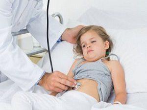 Полип в желчном пузыре у ребенка: симптомы, диагностика и лечение