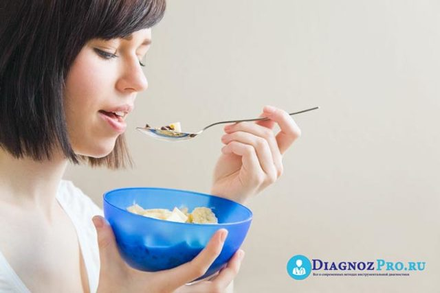 Питание после колоноскопии кишечника: после Фотранса, после наркоза